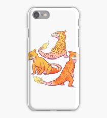 Realistic charmander pokemon iPhone Case/Skin