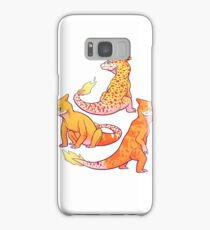 Realistic charmander pokemon Samsung Galaxy Case/Skin