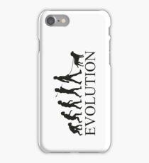 EVOLUTION labrador iPhone Case/Skin