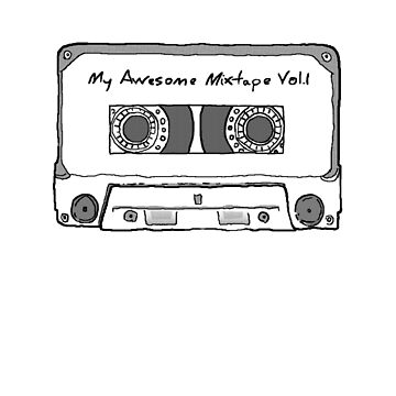 My awesome mixtape vol.1 by pitipoy