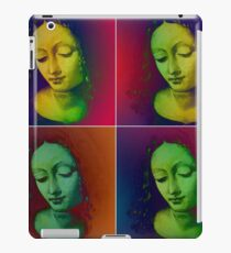 Virgin Mary, Collage 2 iPad Case/Skin