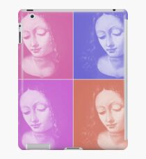 Virgin Mary, Collage iPad Case/Skin
