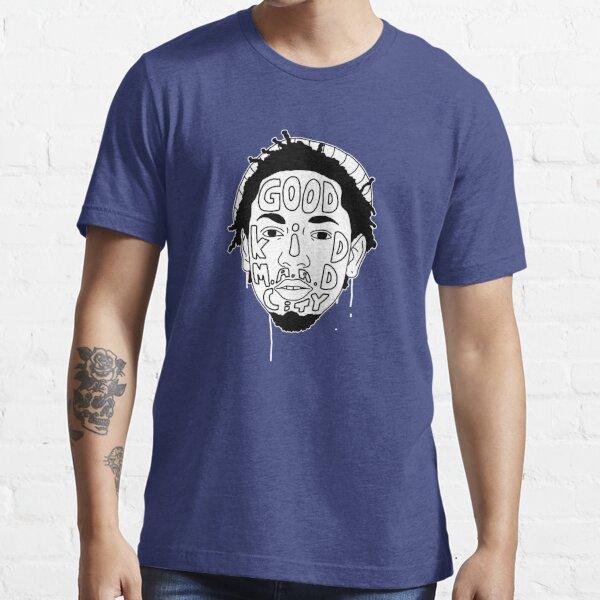 Kendrick Lamar (Good Kid M.A.A.D City) Essential T-Shirt
