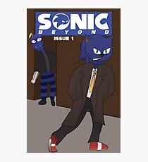 """Sonic Beyond"" Concept Photographic Print"