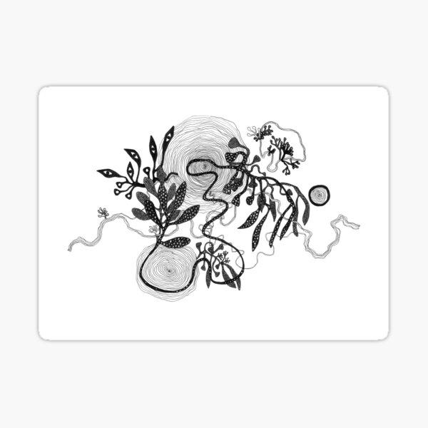 ࿔wild eyes࿔ Sticker