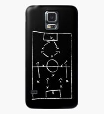 Football (Soccer) - Tactics Time Case/Skin for Samsung Galaxy
