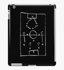 Football (Soccer) - Tactics Time iPad Case/Skin