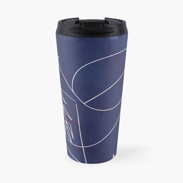 Blue Dove Travel Mug