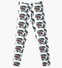 Little Red Riding Hood Leggings