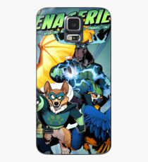 The Mighty Menagerie Case/Skin for Samsung Galaxy