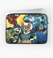 The Mighty Menagerie Laptop Sleeve
