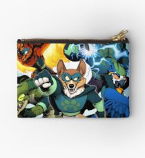 The Mighty Menagerie Studio Pouch