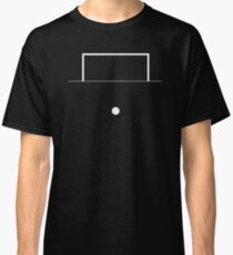 The Simplicity of Football (Soccer) Classic T-Shirt
