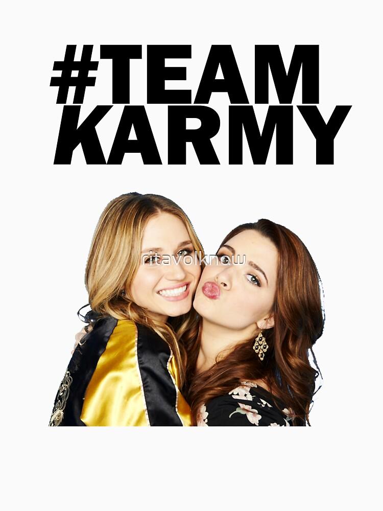 #TeamKarmy by ritavolknow