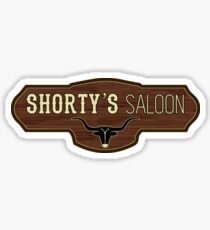 Shorty's Sticker