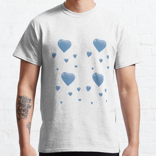 Blue hearts Classic T-Shirt