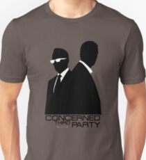 Person of Interest - Concerned third Party Unisex T-Shirt