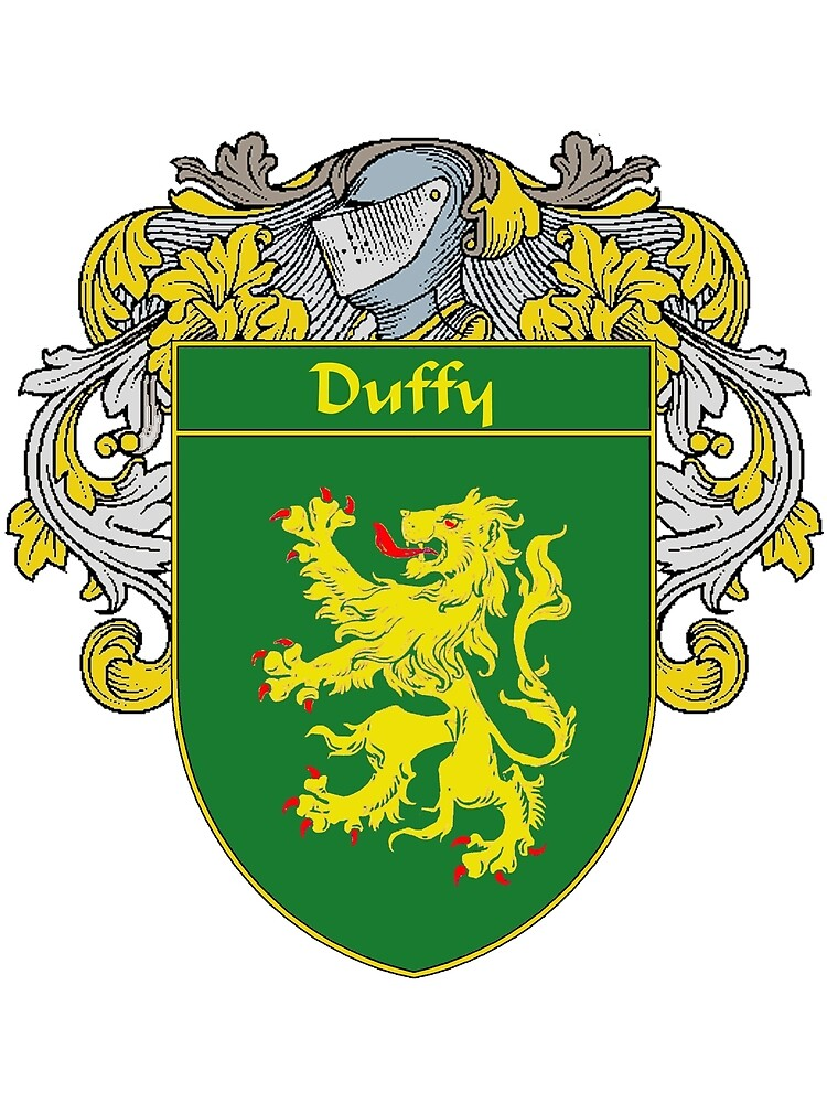 Duffy Coat of Arms/Family Crest by William Martin