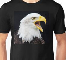 The Call of the Bald Eagle Unisex T-Shirt