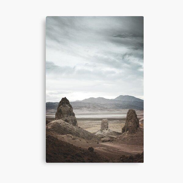 The Trona Pinnacles Canvas Print