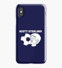 Scott Sterling! iPhone Case