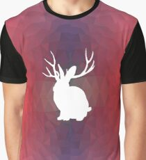 Miike Snow - Geometric Graphic T-Shirt