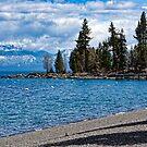 Lake Tahoe by crimsontideguy