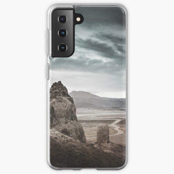 The Trona Pinnacles Samsung Galaxy Soft Case