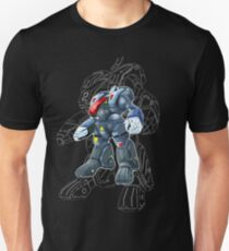 Robotech Interesting to see the shadow image Unisex T-Shirt