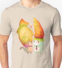 Taiyaki and carrots Unisex T-Shirt