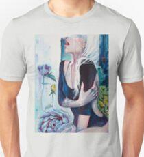 In Her Garden Unisex T-Shirt