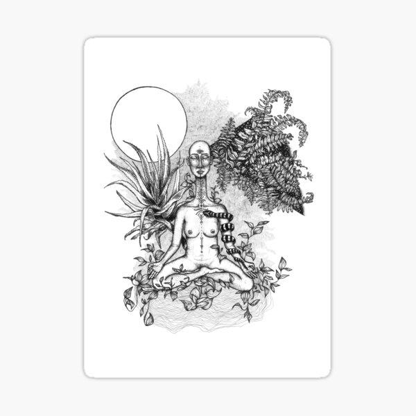 ࿔gaia's garden࿔ Sticker