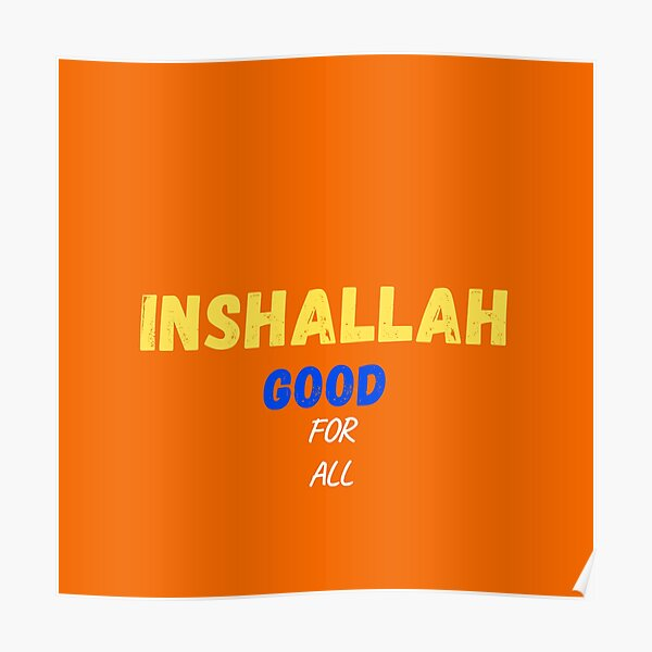 Inshallah wird alles gut sprüche