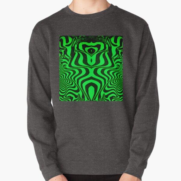 Mescaline Trip I Pullover Sweatshirt