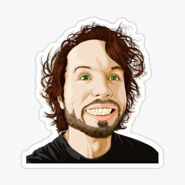 I'm your greatest fan ! Sticker