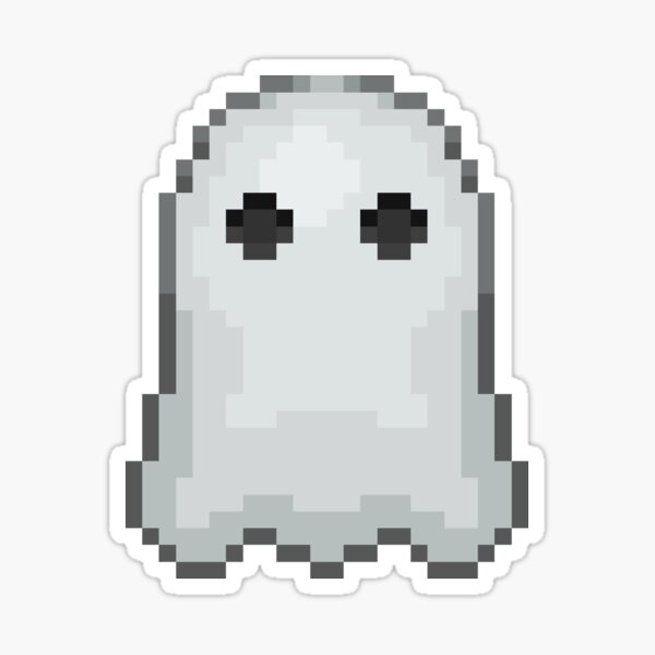 Good Ghost | Regina Cemetery Tours - The Game Sticker