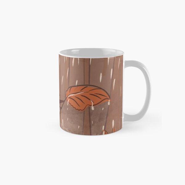 The fox and the snail Classic Mug