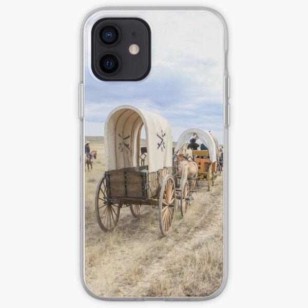 Westward Bound iPhone Soft Case