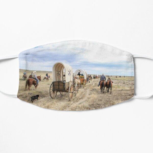 Westward Bound Flat Mask
