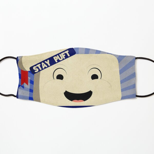 Stay Puft Marshmallow Kids Mask