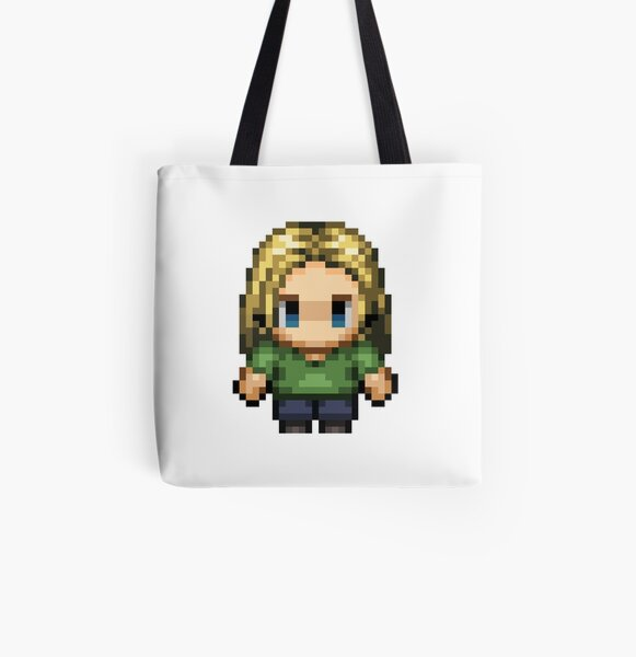 Lexie | Regina Cemetery Tours - The Game All Over Print Tote Bag