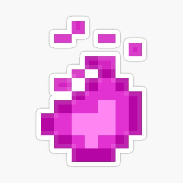 Purple Flame | Regina Cemetery Tours - The Game Sticker