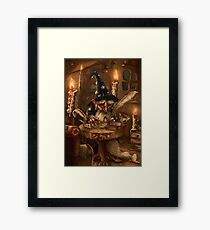 The Small Hours Framed Print