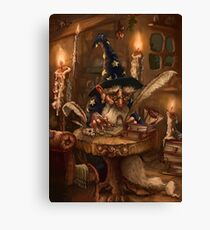 The Small Hours Canvas Print