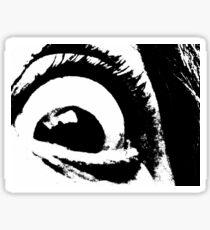 Eek! A Mouse In My Eye! Sticker