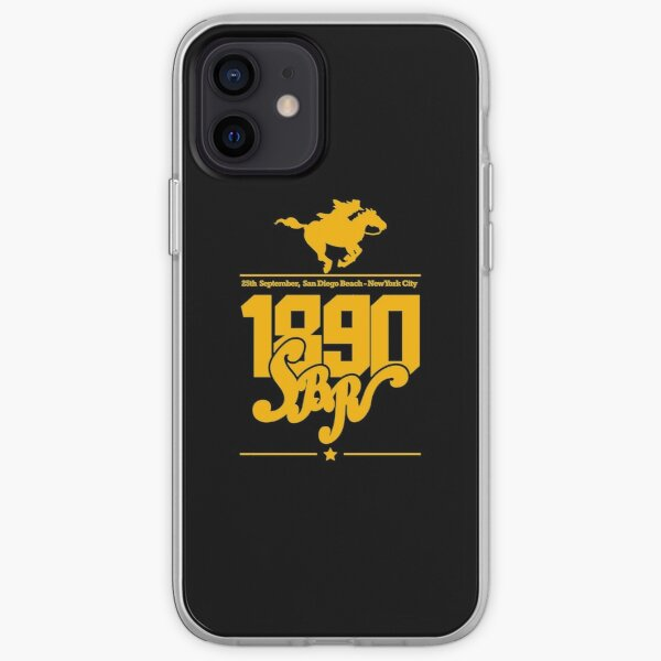 T-shirt Steel Ball Run 1890 Coque souple iPhone