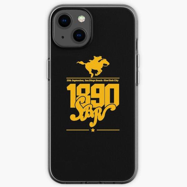 Steel Ball Run 1890 T-Shirt iPhone Soft Case