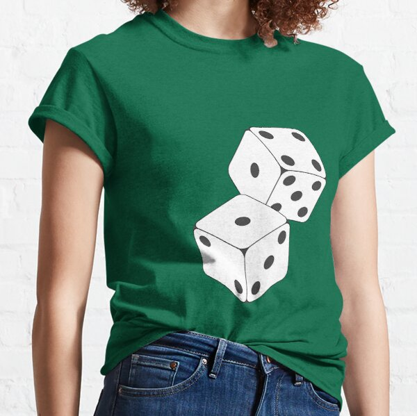 Rolled Dice Classic T-Shirt