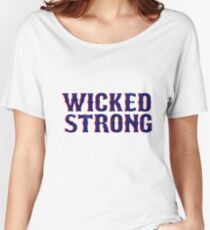 Wicked Strong Women's Relaxed Fit T-Shirt