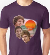 Camiseta unisex 3 Cera Sunset